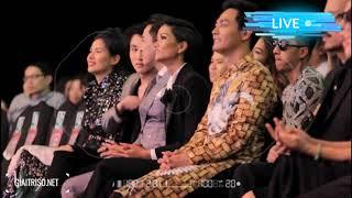 Sơn Tùng M-TP và Hứa Vĩ Văn cực thân thiết trên hàng ghế khách mời Wechoice 2017