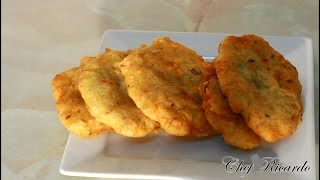 Jamaican Saltfish Fritters Recipe 2016 | Recipes By Chef Ricardo