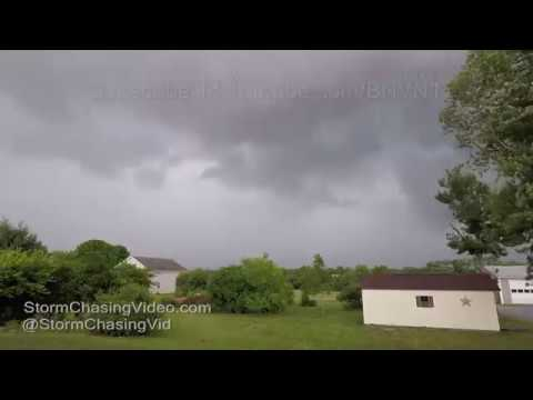 Newville, PA Severe Storms & High Winds - 7/1/2017