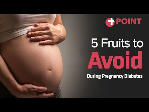 DANGEROUS FOODS FOR DIABETIC PATIENTS | Avoid During Pregnancy Diabetes | Diabetes During Pregnancy