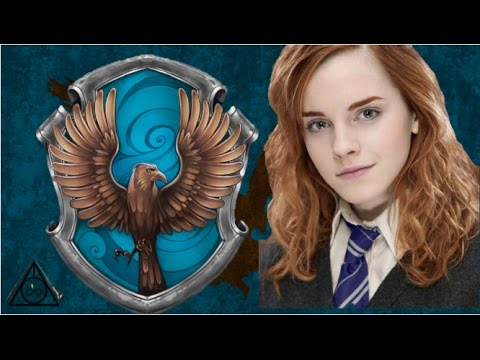 Thumbnail: What If Hermione Granger Was Sorted Into Ravenclaw? Harry Potter Theory