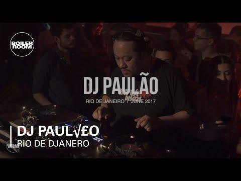 Brazil: DJ Paulão Boiler Room x Budweiser Rio DJ Set