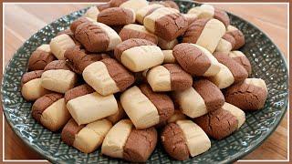 Sequilhos de Chocolate e Leite Ninho que Derrete na Boca