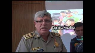 General policía sobre caso balacera Tongod