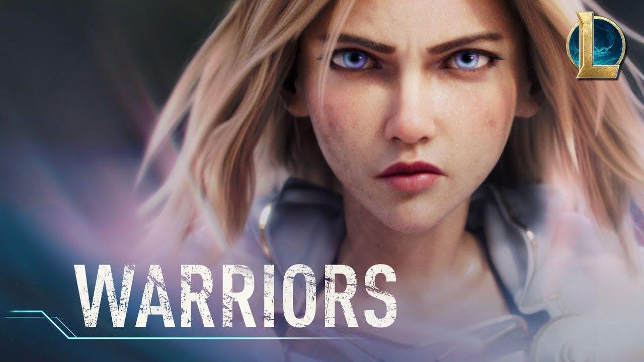 League Of Legends Season 2020 Cinematic Warriors Ft