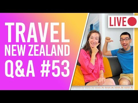 New Zealand Travel Questions - White Island Volcano Tragedy + Budget Travel For 7 Days In Wellington