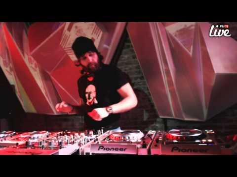PDJTV ONE @ NU BAR (Moscow) - DJ Satellite