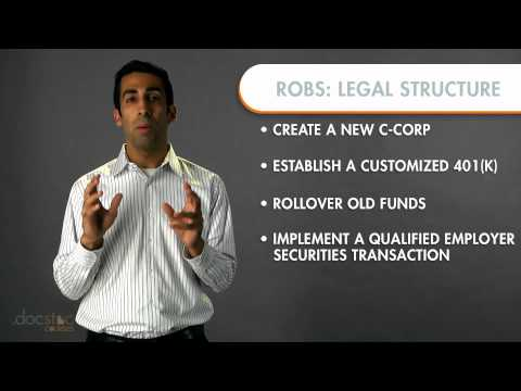 What Is the Legal Structure for a Rollover as Business Startups?