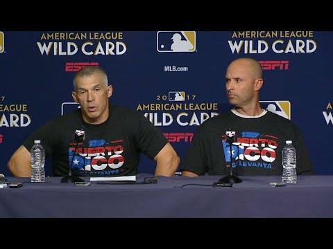 American League Wild Card: Yankees sound