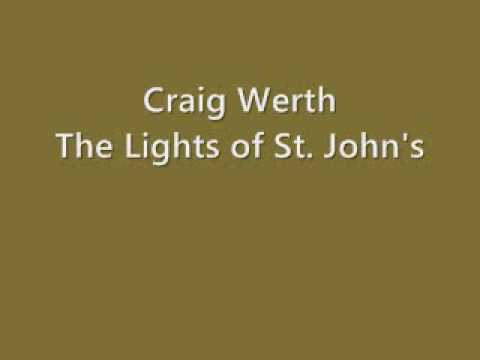 Craig Werth - The Lights of St. John's (Hudson Harding Happy Holidays, Vol. 7)