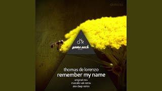 Remember My Name (Alex Deep Mix)