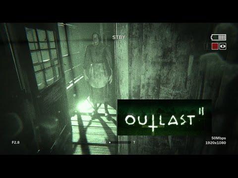 Napalm Plays: Outlast 2 Walkthrough (PC)[Part 3] - Start the Generator! [1080p60fps]