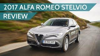 2017 Alfa Romeo Stelvio 280 review