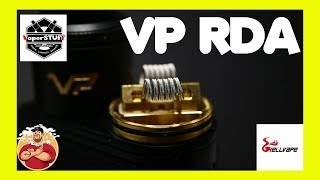 VP RDA by VaperStuff Indonesia & Hellvape Review & Build
