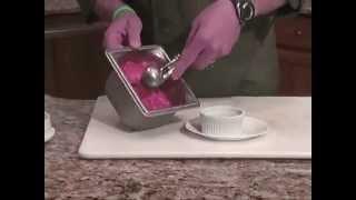 Health-e Eats: Strawberry-pineapple Sorbet