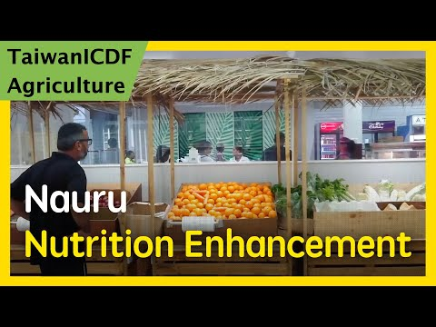 Vegetable Production and Nutrition Enhancement Project(Nauru)