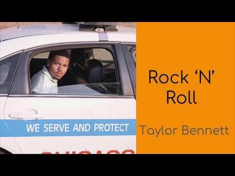 Taylor Bennett- Rock 'N' Roll (Lyrics)