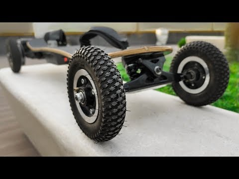 Best OFF-ROAD Electric Skateboard $500 - Boosted Board Kille