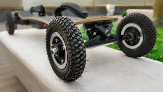 Millor OFF-ROAD Electric Skateboard $ 500 - Impressor de la Taula Killer?
