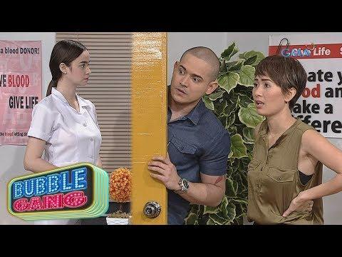 Bubble Gang: Helping hand nina misis at sexy nurse