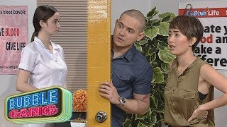 Bubble Gang: Helping hand nina misis at sexy nurse