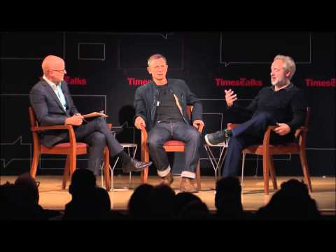 Daniel Craig And Sam Mendes   Clip   TimesTalks