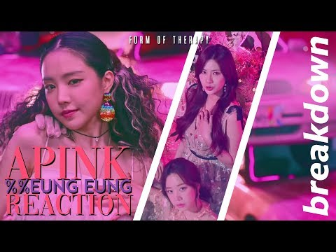 Producer Breaks Down: Apink '%% Eung Eung' MV