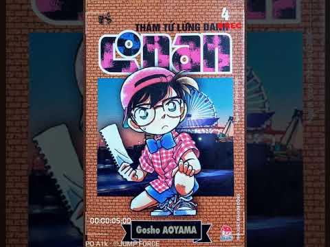 Truyện tranh Conan từ 1 - 96 Cuối cùng