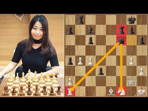 Ju Wenjun Wins Women's World Rapid Chess Championship 2017 Without Losing a Single Game