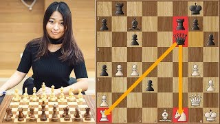 Ju Wenjun Wins Women's World Rapid Chess Championship 2017 Without Losing a Single Game
