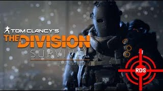 The Division Flawless and Survival Action