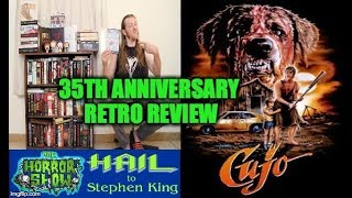 Stephen King: CUJO 35th Anniversary Retro Movie Review - Hail To Stephen King EP95