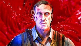 BLOOD OF THE DEAD 2 - INSANE PUZZLE ZOMBIES MAP!