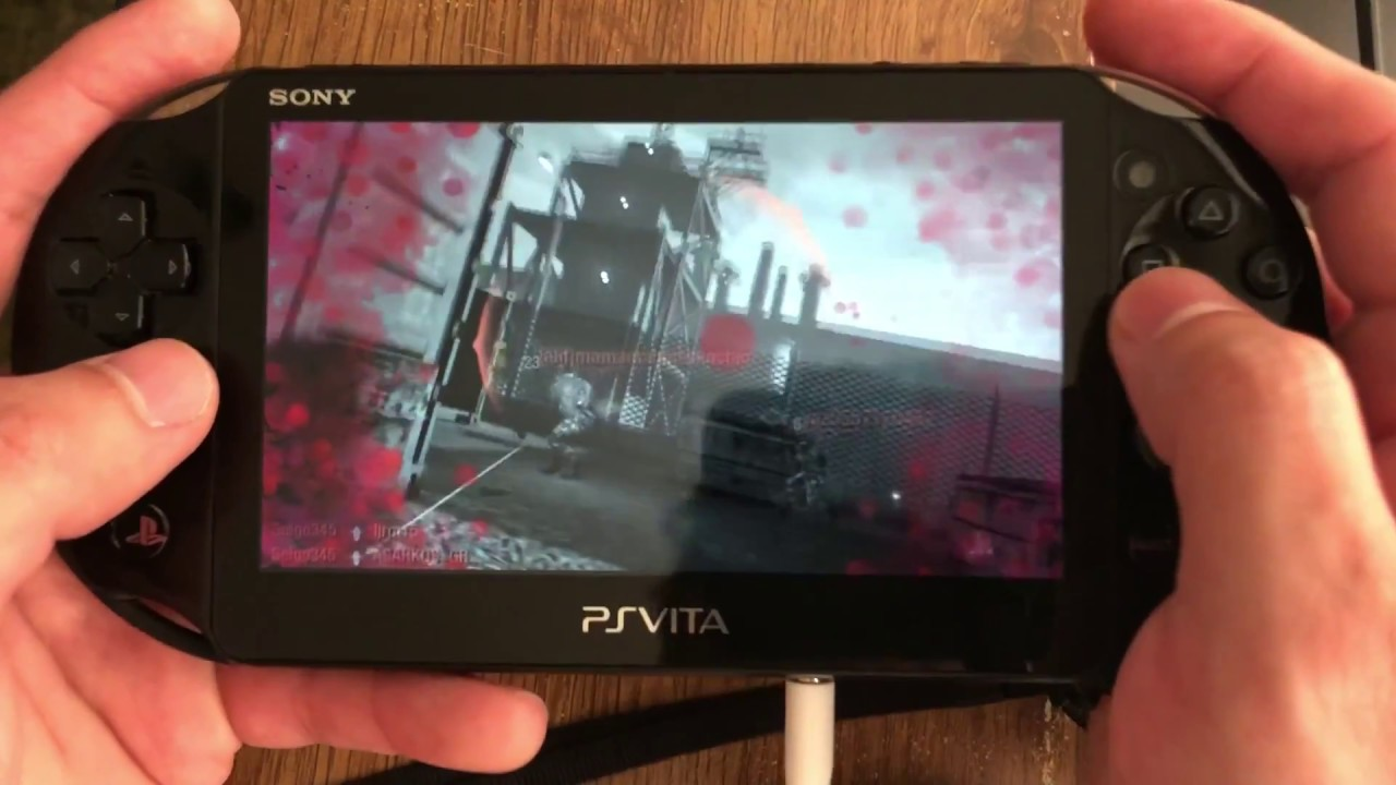 PS Vita - Call of Duty Black Ops Declified - multiplayer ... Call Of Duty Black Ops Declified Maps on