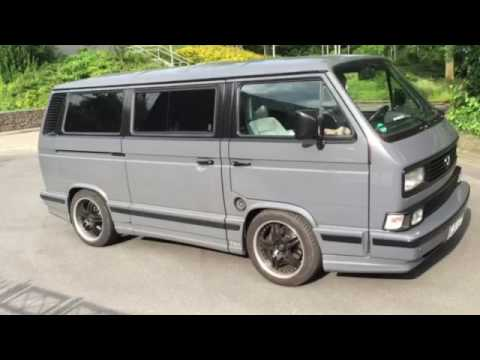 vw t3 v8 burnout youtube. Black Bedroom Furniture Sets. Home Design Ideas