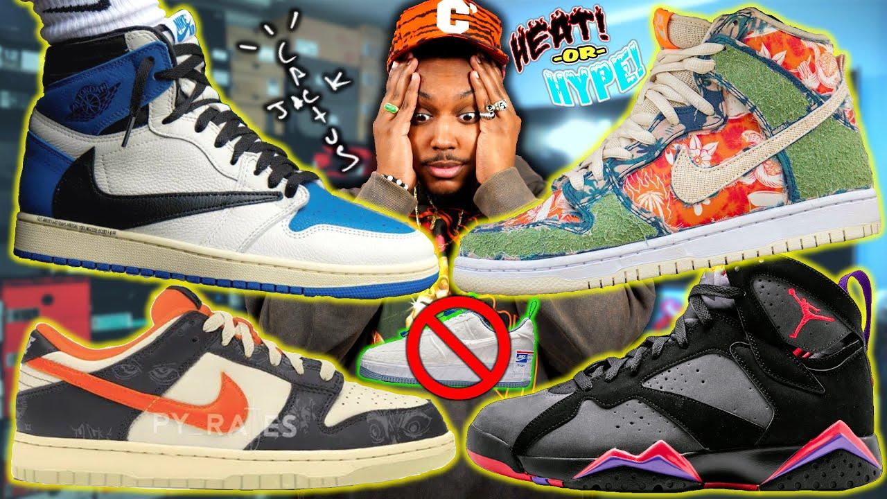 WTF ARE THESE! Upcoming Fire 2021 Sneaker Releases! TRAVIS SCOTT JORDAN 1, 4/20 DUNKS, HYPER ROYAL 1