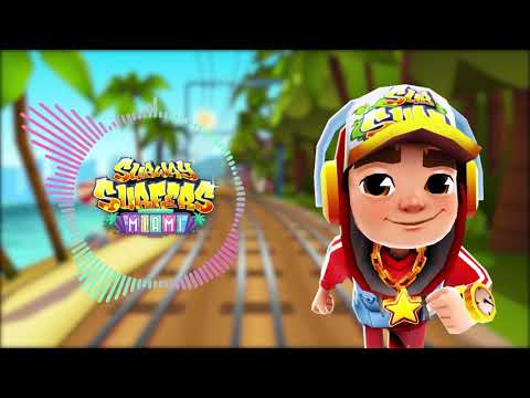 🏖️🎵 10 HOURS Of Subway Surfers Miami Summer Music 🎵🏖️