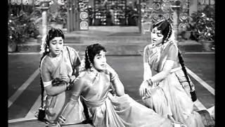 Sivaji Ganesan Hits - Thulli Thulli Vilaiyada HD Song