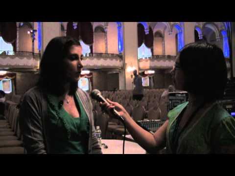 Adora's interview with Rahaf Harfoush 2