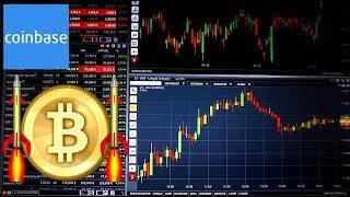 La plataforma de Bitcoin Coinbase agrega 100.000 usuarios en 24 hrs, crece interés en Criptos.