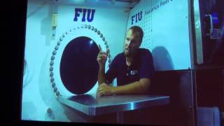 Living in an underwater sea lab | Deron Burkpile and Michael Heithaus | TEDxFIU
