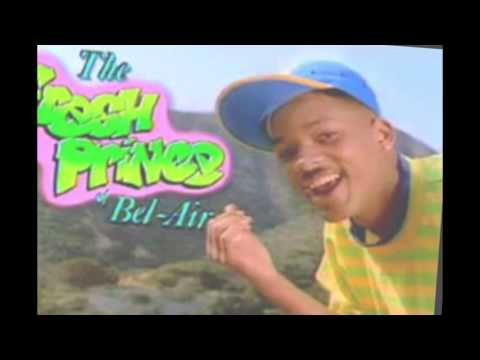 The Fresh Prince of the Vengabus (Prince of Bel-Air VS We Like To Party)