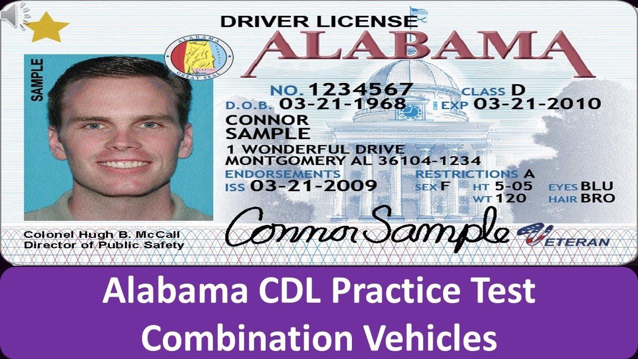 Alabama CDL Practice Test Combination Vehicles - YouTube
