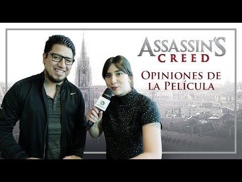 Assassin's Creed - Opiniones de la película