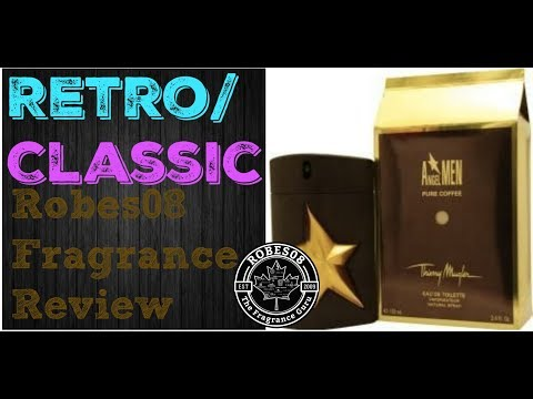 Retro: A*men Pure Coffee by Thierry Mugler Fragrance Review