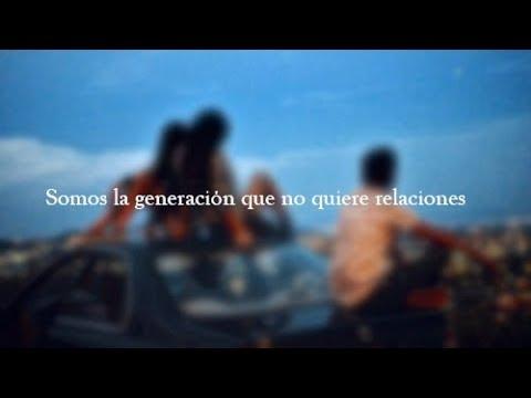Somos la generación que no quiere relaciones  Irene Jotadé