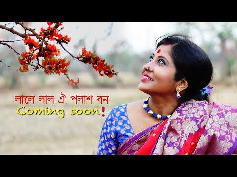 Lale laal oi palash bon | Dola roy | new  jhumur song