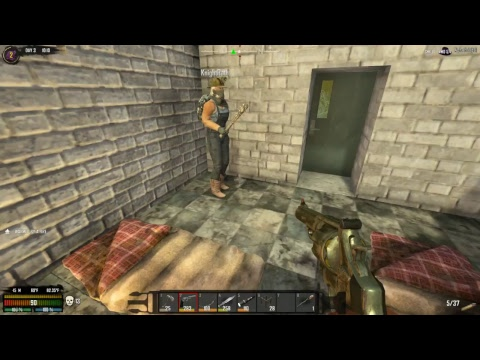 Happy Val-Oween with Pam and Knightrath - 7DTD Halloween Mod by Sphereii.  Live Stream