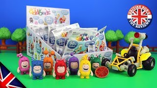 Oddbods Series 1 Blind Bags - Opening all 50 collectibles and filling the Jeff Collectibles Case!