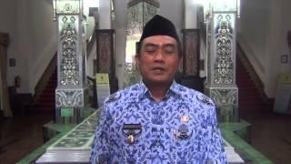 Testimonial Wakil Walikota Cirebon, Drs. Nasrudin Azis, S.H